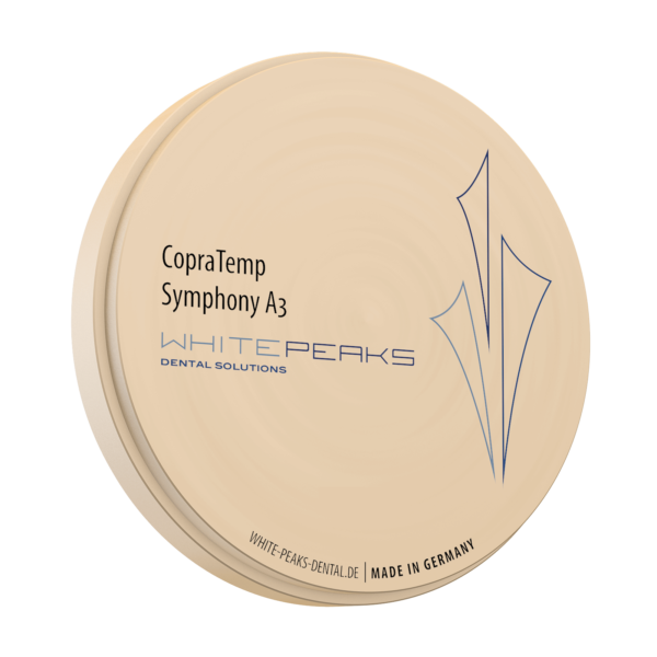 WhitePeaks copratemp symphony MB Dantų Ekspertai dantuekspertai.lt
