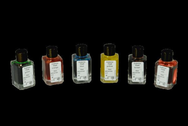WhitePeaks colorize fluids MB Dantų Ekspertai dantuekspertai.lt