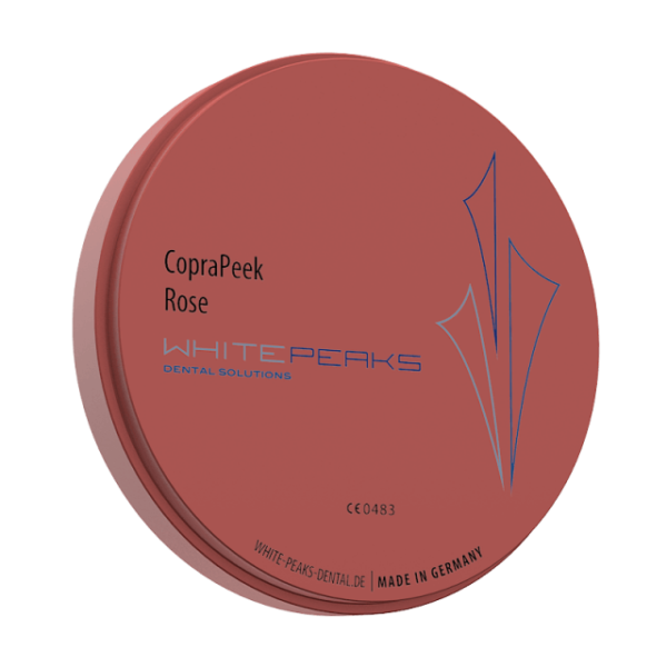 WhitePeaks coprapeek dervos diskai MB Dantų Ekspertai dantuekspertai.lt