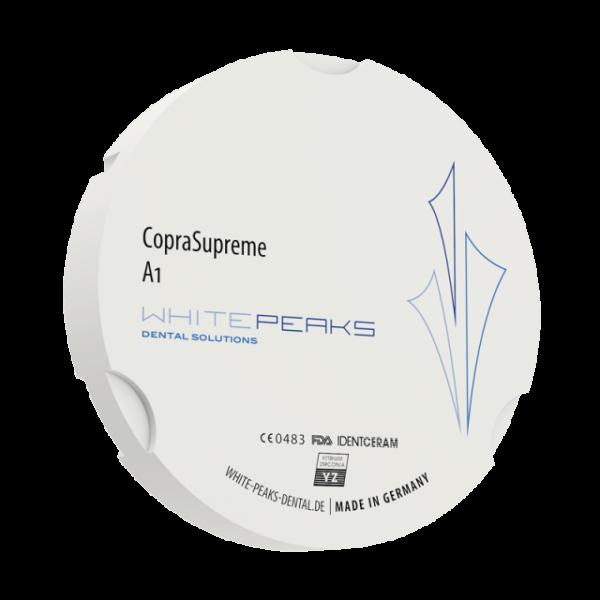 WhitePeaks coprasupreme Cirkonio diskai MB Dantų Ekspertai dantuekspertai.lt